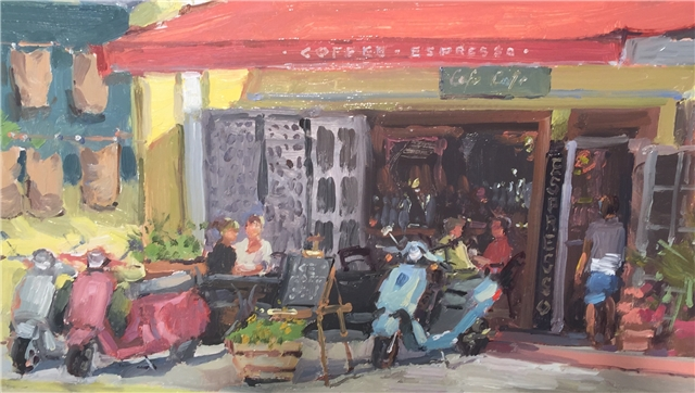 cafe-painting